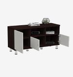 Colleen TV Stand-Oak Brown