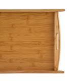 Fiesta Wooden Tray 3Pcs Set