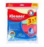 Kleaner Microfiber Cloths 4Pcs
