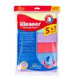 Kleaner Microfiber Cloths 6Pcs