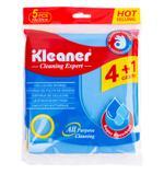 Kleaner Cellulose Sponge 5Pcs