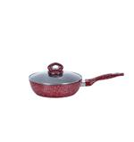 Pristine Deep Fry Pan With Glass Lid 20 X 5.5 Cm