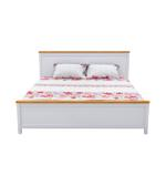 Denis King Bed - 191 x 200 x 105 Cm