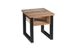 Malaaca Bed Side Lamp Table - 46 x 46 x 49 cm