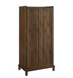 Alizeh 2 Door Wardrobe - 85 x 55 x 180 Cm