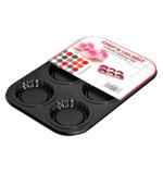 Chef Delight 6 Muffins Baking Pan