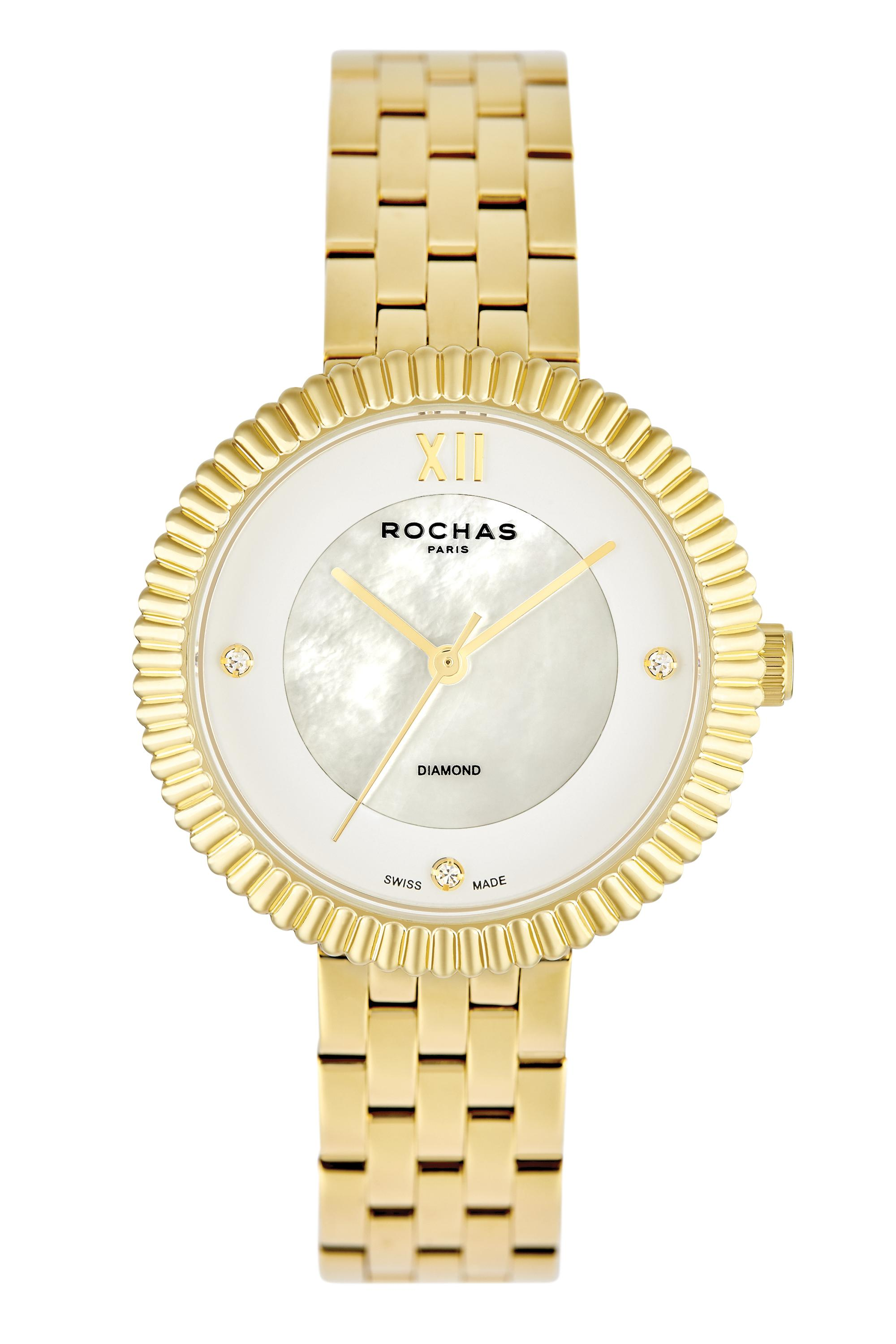 Rochas Swiss Made Watch Ladies - RWFF1908