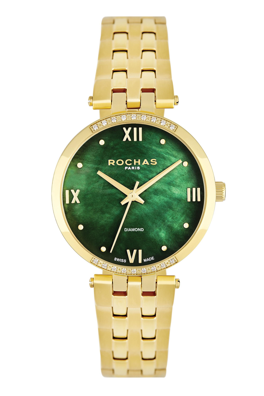 Rochas Swiss Made Watch Ladies - RWFF1919