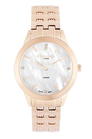 Rochas Swiss Made Watch Ladies - RWFF1928