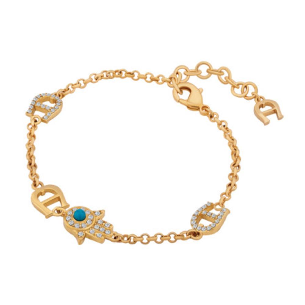 Aigner Gold Bracelet M Aj670005