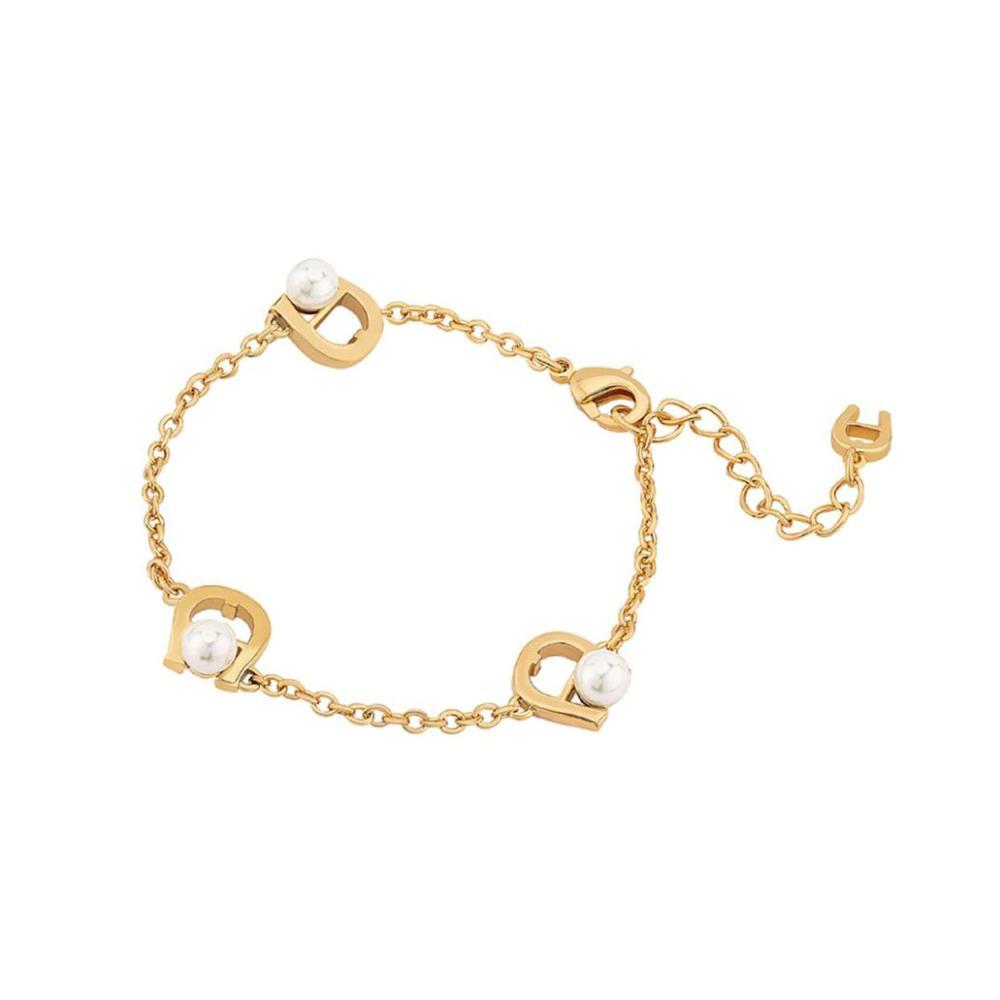 Aigner Gold Bracelet M Aj670038