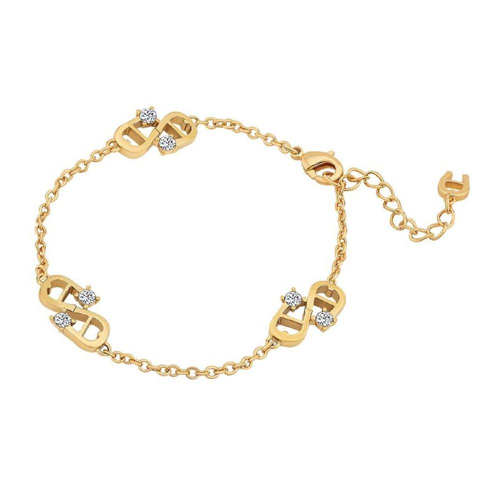 Aigner Gold Bracelet M Aj670042