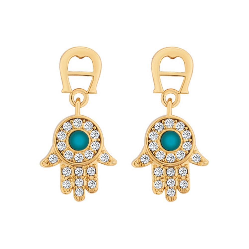 Aigner Gold Earring M Aj690017