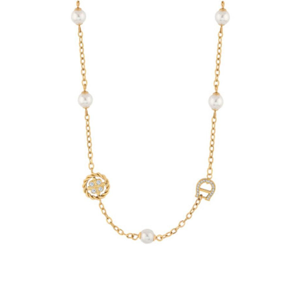 Aigner Gold Necklace M Aj82764