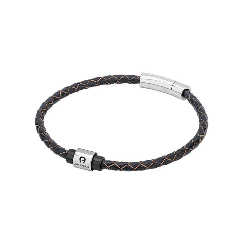 Aigner Leather Bracelet-M AJ7706