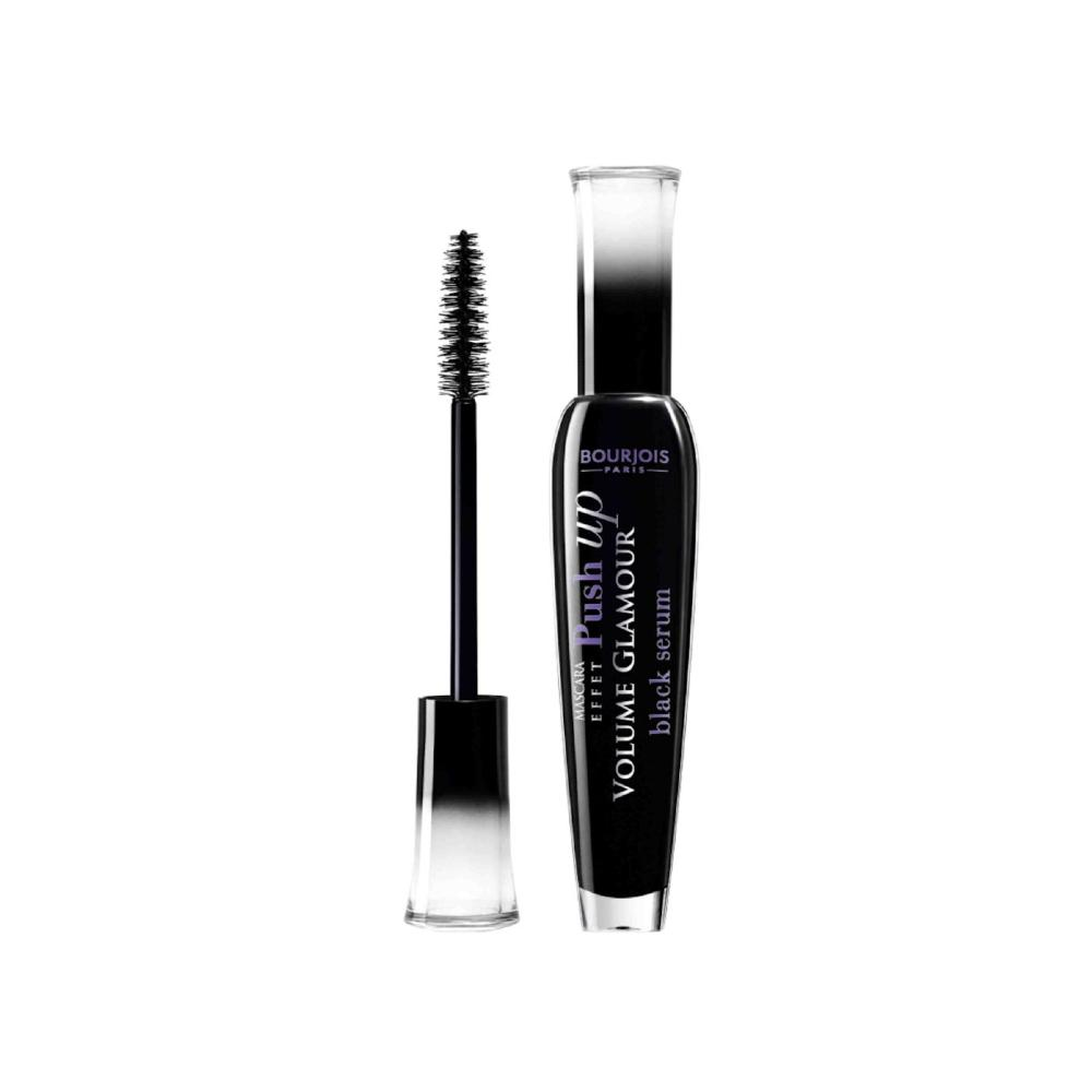 Bourjois, Volume Glamour Effet Push Up Black Serum Mascara, 71 Black Serum