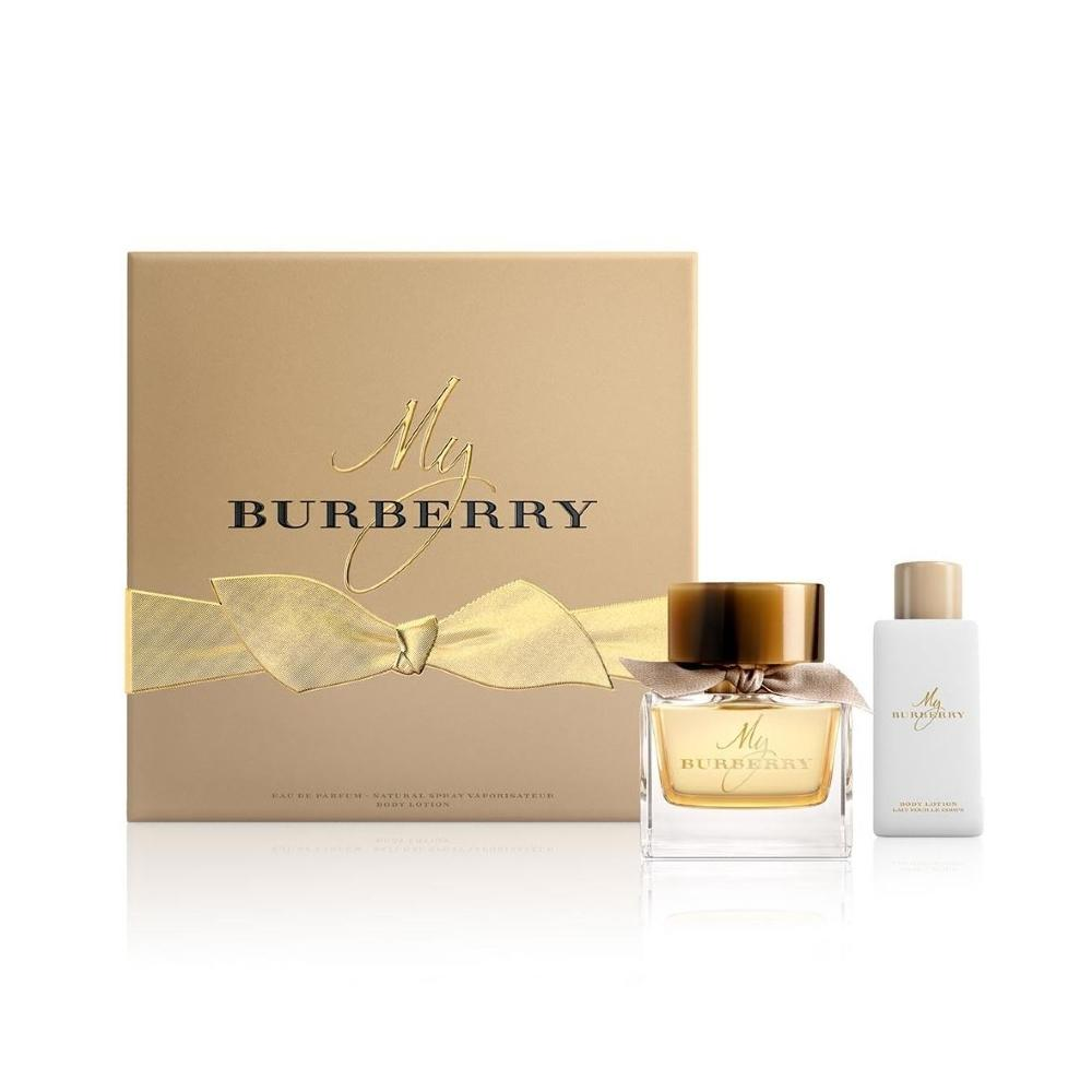 Burberry My Burberry For Women EDP 90ml+75ml Bl Travel Set