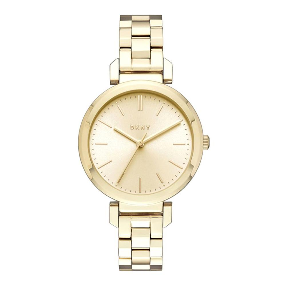 DKNY Water Resistant Stainless Steel Analog Watch NY2583