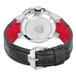 Ducati Black Dial Genuine Leather Watch DTWGC2019101