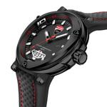 Ducati Black Dial Silicon Analogue Watch DTWGN2018903