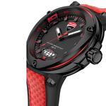 Ducati Black Dial Silicon Analogue Watch DTWGN2018904