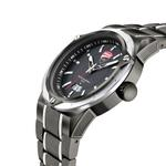 Ducati Black Dial Stainless Steel Analog Watch DTWGH2019704