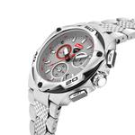 Ducati Chronograph Grey Dial Stainless Steel Bracelet Watch DTWGI2019008