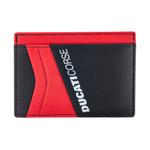 Ducati Men Leather Cardholder DTLUG2000103