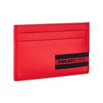 Ducati Men Leather Card Holder DTLUG2000203