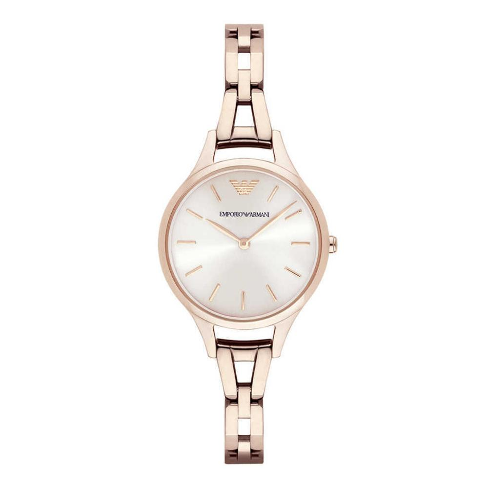 Emporio Armani Aurora Round Analog Women Watches AR11055