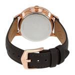 Fossil Abilene Chronograph Gunmetal Dial Ladies Watch CH3099