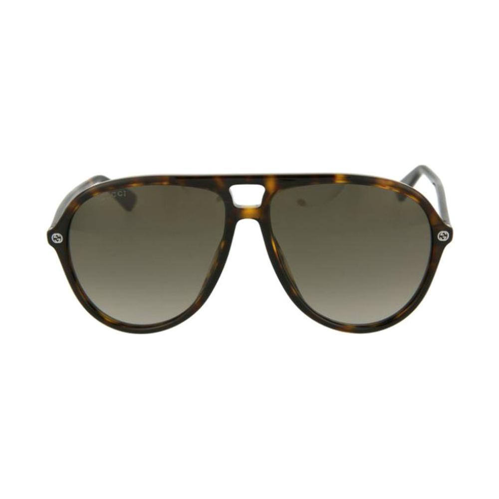 Gucci Men Aviator Frame Sunglasses-GG0119S-30001522002