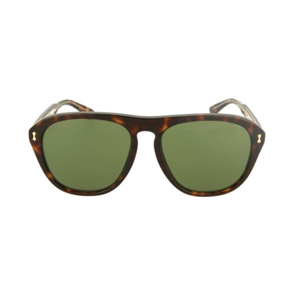 Gucci Men Square Frame Sunglasses-GG0128S-30001569001