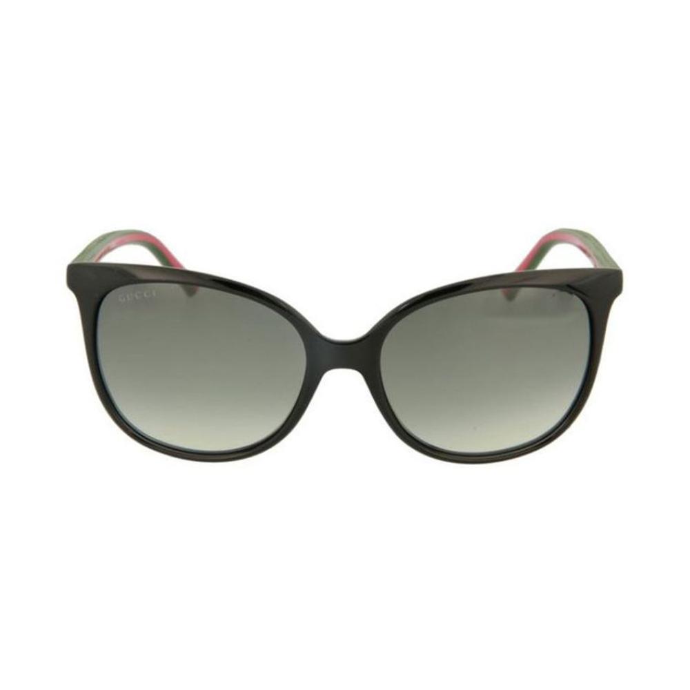 Gucci Womens Classic Cat Eye Frame Sunglasses-GG0508S-30007764001