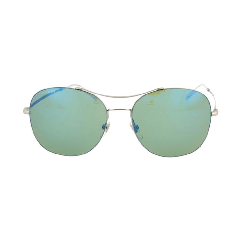 Gucci Womens Square Frame Sunglasses-GG0501S-3000650100