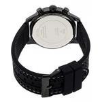 Guess Marina Women's Black Dial Silicone Band Watch W1025L3