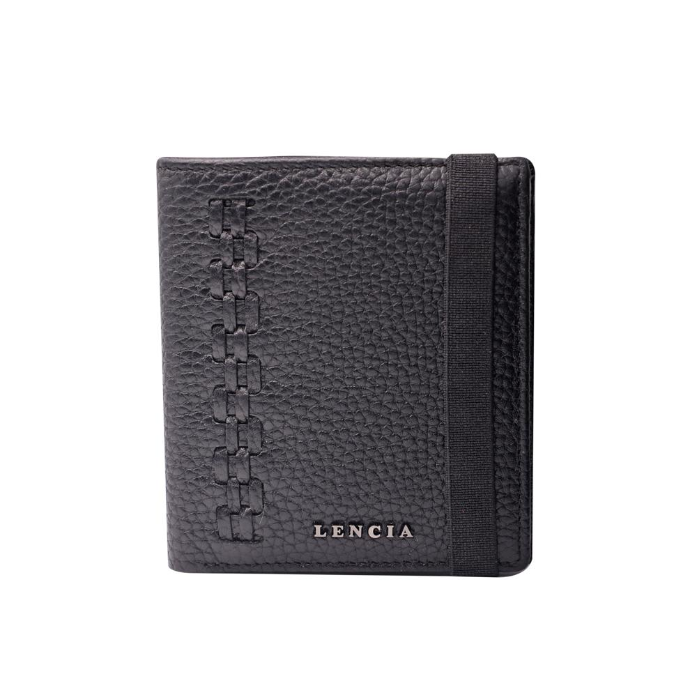 Lencia Leather Wallet For Men LMW-16002-B