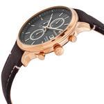 Maserati Gentleman Chronograph Quartz Black Dial Men's Watch R8871636003