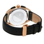 Maserati Trimarano Chronograph Black Dial Leather Men's Watch R8871632002