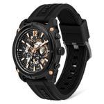 Police Antrim Men's Chronograph Quartz Watch P 16020JSB-61P