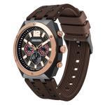 Police Kediri Chronograph Watch for Men P 15995JSBR-61P