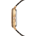 Police Ponta Analog Rose Gold Dial Watch For Women P 16033MSRB-32