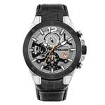 Police Saiho Men Silver Quartz Multifunction Watch P 15711JSTB-04