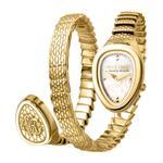 Roberto Cavalli Champagne Dial Watch For Women - RV1L092M0026