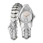 Roberto Cavalli Silver Dial Watch For Women - RV1L116M0011