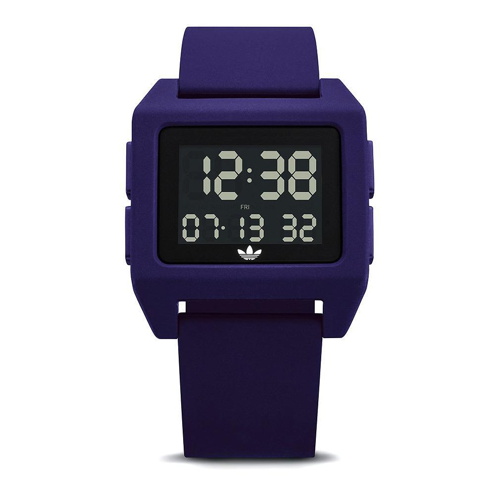 Adidas Z15-3205-00 - Digital Watch - collegiate purple