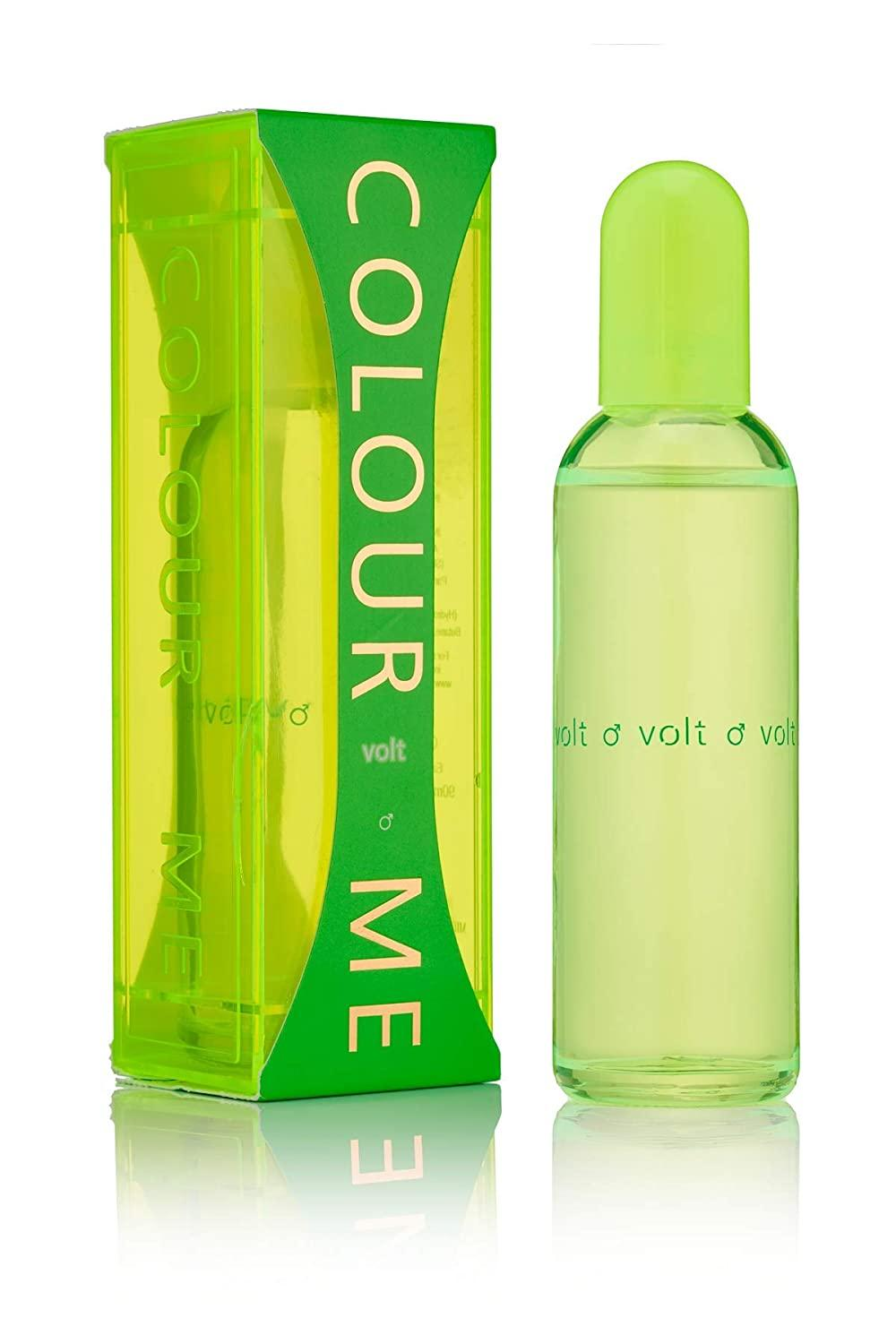 Swiss Arabian Colour Me Volt J72 Eau De Toilette 100ML