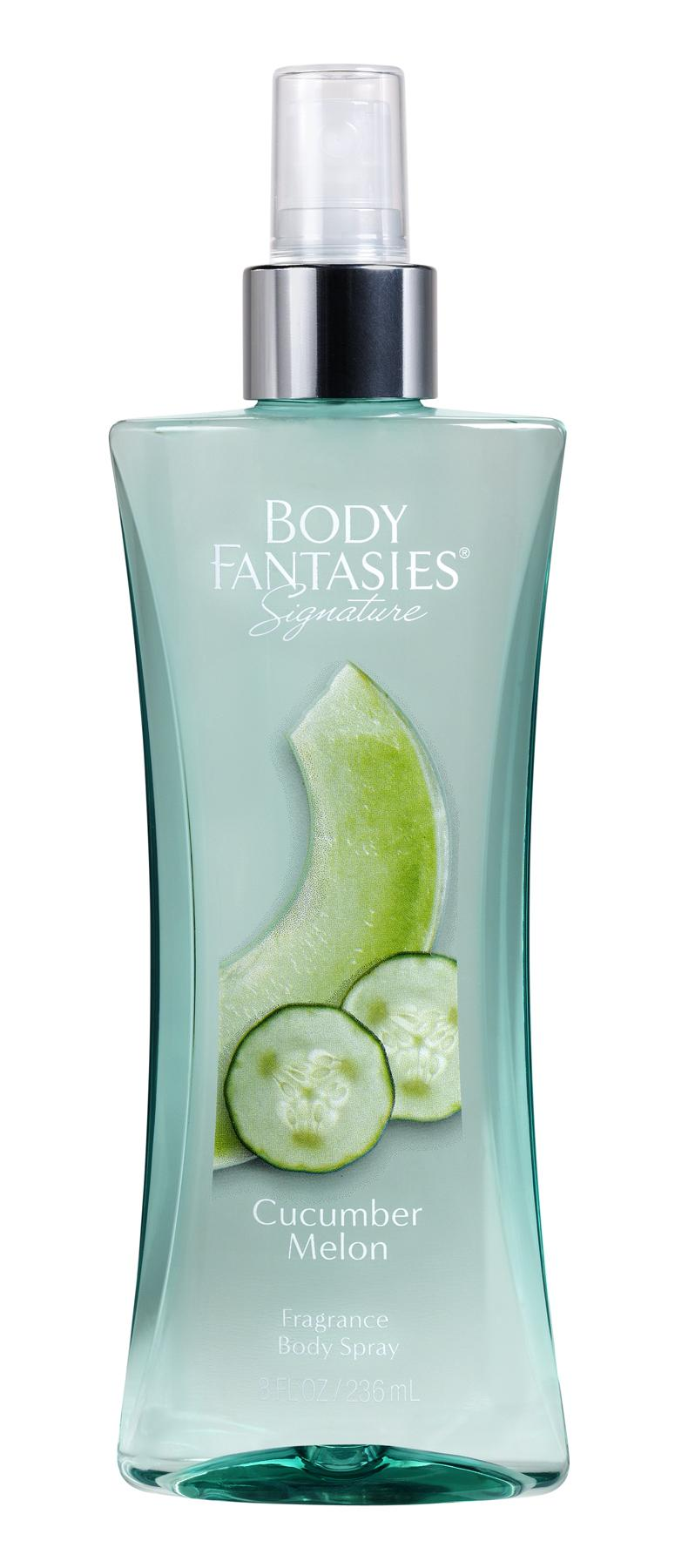 Body Fantasies Signature Cucumber Melon Body Spray 236ml