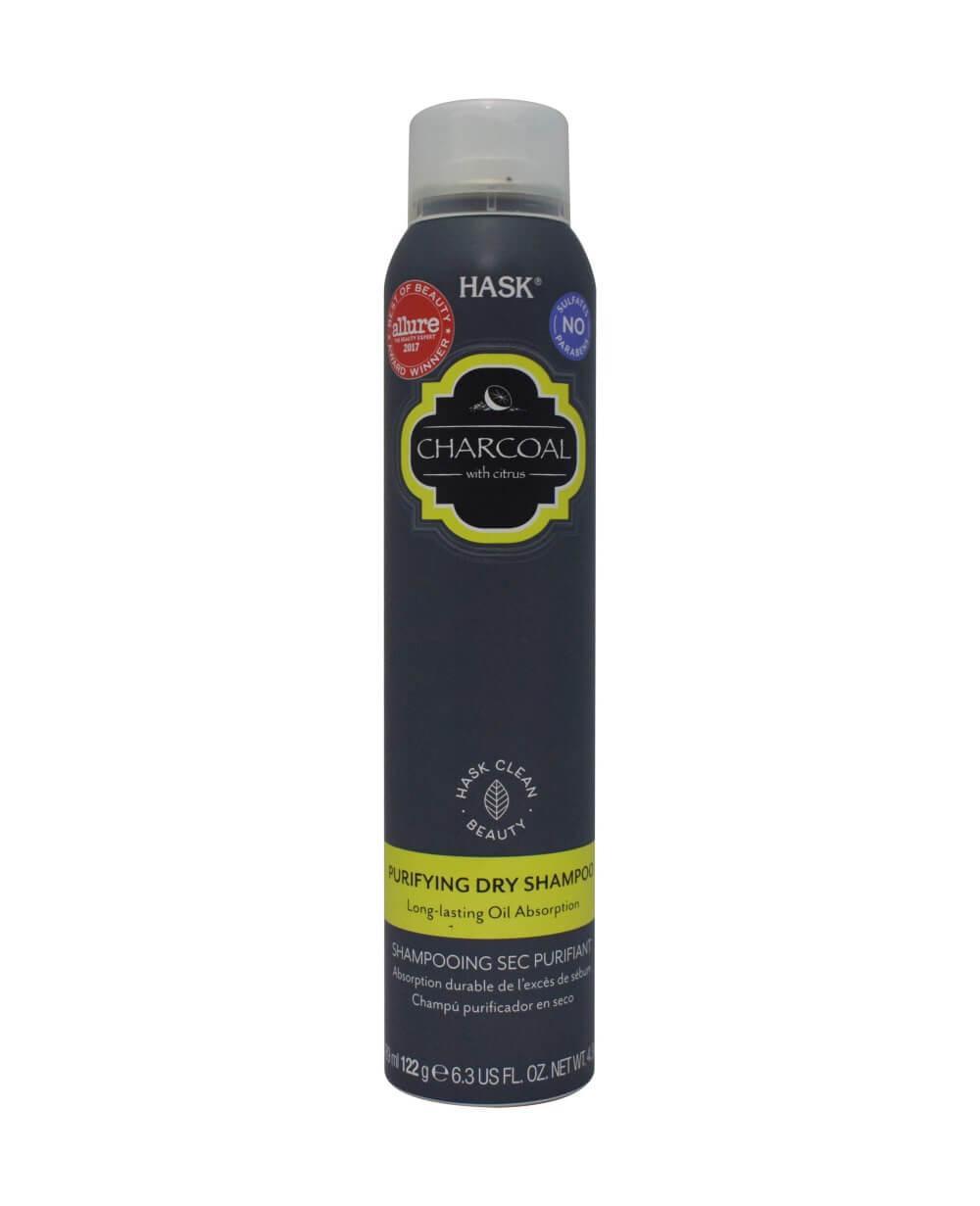 Hask Charcoal Purifying Dry Shampoo 122g