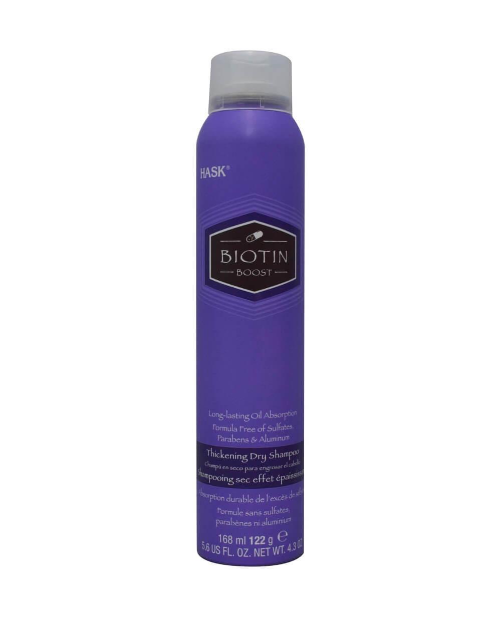 Hask Biotin Thickening Dry Shampoo 122g
